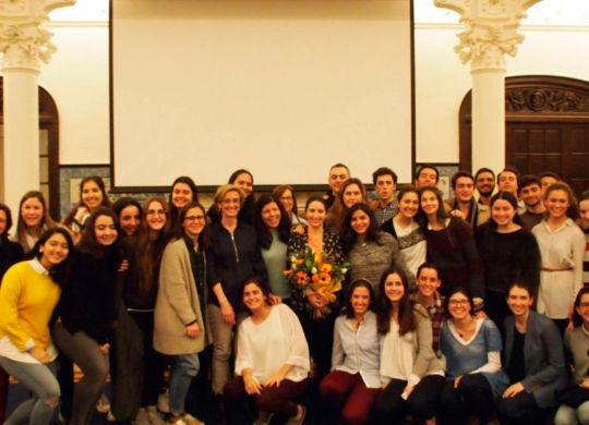 Jaizkibel conferencia elena arzak universitario